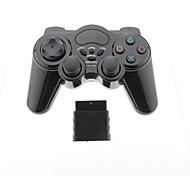 2.4G Wireless Controller for PS2 (Black)
