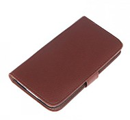 Fashion Wallet Case Flip Leather Stand Cover with Card Holder for Samsung Galaxy S5 i9600