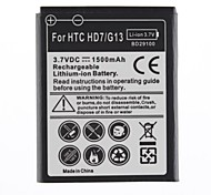 1500mAh Replacement Battery for HTC HD7/G13
