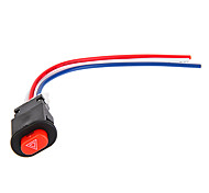 Motorcycle Emergency Flashers Switch