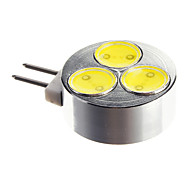 Focos LED G4 3W 1 200 LM Blanco Fresco DC 12 V