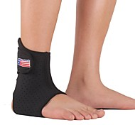 Sports Basketball Elastic Ankle Foot Brace Support Wrap - Free Size