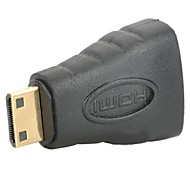 HDMI  Female to Mini HDMI Male Adapter - Black