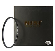 NISI 86mm PRO UV Ultra Violet professional lens Filter Protector for Nikon Canon Sony Pentax Olympus Cameras