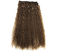 Long Curly Synthetic Clip-In Hair Extension
