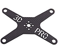 3D Carbon Fiber Anti-vibration Board/Adaption Board for DJI Phantom Vision 2 Quadcopter