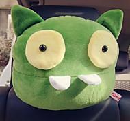 Patrón lindo hermoso gato Asiento Auto coche reposacabezas Head Neck Pillow