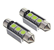 Festoon Car White 2W SMD 5050