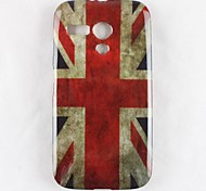 Union jack  Pattern Soft Case Cover for Moto G