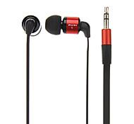 awei 3.5mm es600m casque à l'oreille antibruit iPhone6 / iPhone6 en plus