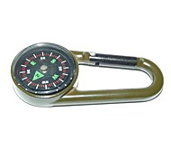 Outdoor Portable Zinc Alloy Compass -Army Green