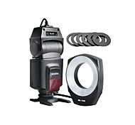 GODOX ML-150 Macro Ring luz de flash para cámaras DSLR Canon Nikon Olympus Pentax