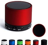BL-788F Bluetooth V3.0 Speaker with Microphone / TF / Hands-Free - Silver / Blue / Green / Orange / Red / Black