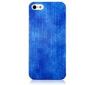 Jean-Muster-Silikon Soft Case für iPhone5/5s