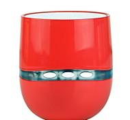 NIZHI TT-026 Mini Wireless Bluetooth V2.1 Subwoofer Speaker for IPHONE / Samsung + More - Black/Green/Red/blue