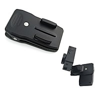 G-302 Placa de liberación rápida Abrazadera montaje flexible para GoPro Hero 3 + / 3/2/1