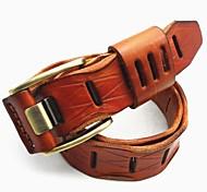 Moda Uomo Hot Cow Leather Belt