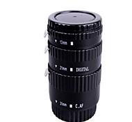 Майке МК-С-AF1-B крупным планом кольцо для Canon 5DIII 6D автофокусом