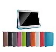 Business Book Case with Screen Protector for Samsung Galaxy Tab 3 10.1 P5200(Assorted Color)