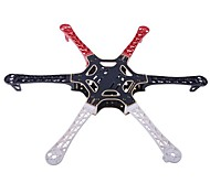 HJ 550 Airframe Hexacopter Frame Kit/Flame Wheel Hexaxopter