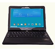Removable Wireless Blue Tooth Keyboard Protective Leather Case Cover with Stand for Galaxy Tab Pro 10.1