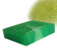 Tianxuan ручной Матча чайного дерева Мыло Отбеливание Anti-Acne 100г