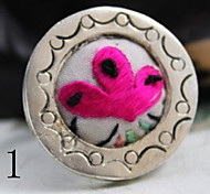 New Style Graceful Hand Embroidery Women's Ring(1 Pc)(More Style)