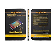 0.4mm Russian Version Tempered Glass Screen Protector for Samsung Galaxy S5/i9600 S5-Glass