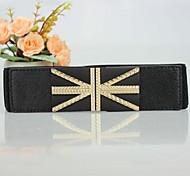 Women Wide Belt , Cute/Casual Leather