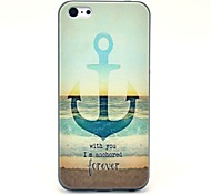 Anchor of SeaPattern Hard Case for iPhone 5C