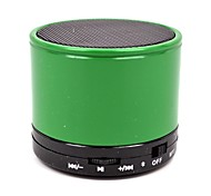 Green Mini Bluetooth Speaker Super Bass Rechargeable Portable for iPhone Samsung
