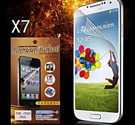 Protector HD protector de pantalla para Samsung Galaxy S4 i9500 (7pcs)