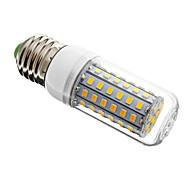 E26/E27 8 W 72 SMD 2835 320 LM Warm White Corn Bulbs AC 220-240 V