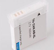 Digital Video Battery Replace Canon NB-6L for Canon S95 and More (3.7v, 1000 mAh)