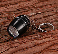 Key Chain Flashlights LED 1 Mode 30 Lumens Super Light / Compact Size / Small Size Others CR2025 / CR2032 Multifunction - OthersAluminum