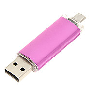 2GB Cool Shine USB / Micro USB OTG Flash Drive