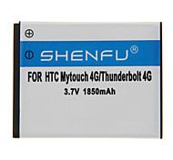 SHENFU 1850mAh Cellphone Battery for HTC Mytouch 4G/Thunderbolt 4G