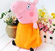 "New Hot Peppa Pig Mama Plush Doll Stuffed Toy Peppa Pig 30cm/11.7"" Gift Doll"