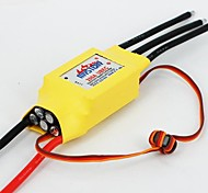 Mystery Cloud 200A Brushless ESC Met 5A UBEC ESC RC Speed ​​Controller voor RC Helicopter Vliegtuig