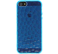 Water Cube Print Protective Case for iPhone 5 (Assorted Color)