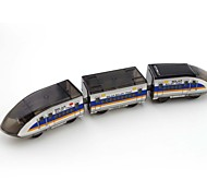 Bullet jouet solaire de train pour l'éducation solaire bricolage