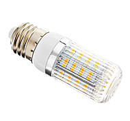 4W E14 / GU10 / E26/E27 LED Corn Lights T 36 SMD 5730 300 lm Warm White Dimmable AC 220-240 V