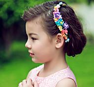 Женский Для девочек Бумага Заставка-Свадьба Особые случаи Ободки Цветы