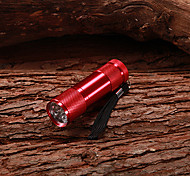 Rechargeable 1-Mode 9xXP-G2 Waterproof LED FlashLight(3xAAA,120LM)