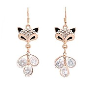 Drop EarringsJewelry Golden Alloy Daily / Casual