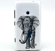 Elephant Tribal Pattern Hard Case for Nokia Lumia N520