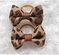 Hair Accessories for Dogs Spring/Fall S Mixed Material
