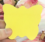 Butterfly Shaped Self-Stick Note(100 Pages)