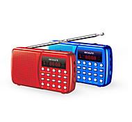 Soaiy s-90 Mini Portable Speaker Support TF/FM