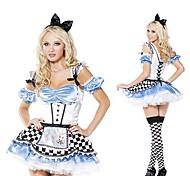 Lovely Maid Style Alice in Wonderland Women's Halloween Costume